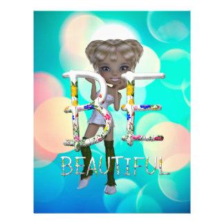 "TEE Be Beautiful 8.5"" X 11"" Flyer"