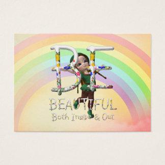 TEE Be Beautiful Business Card