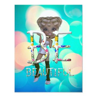 TEE Be Beautiful Card
