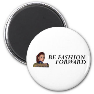 TEE Be Fashion Forward Magnet