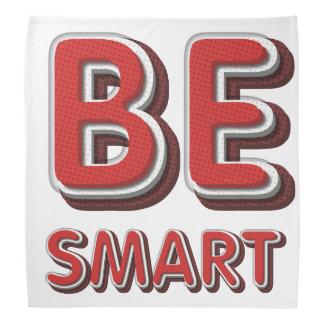 TEE Be Smart Bandana