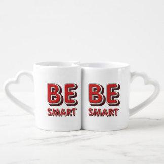 TEE Be Smart Coffee Mug Set