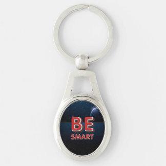 TEE Be Smart Keychain