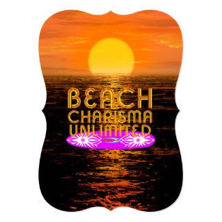 TEE Beach Charisma Card