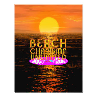 TEE Beach Charisma Flyer