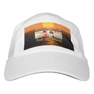 TEE Beach Girls Rule the World Headsweats Hat