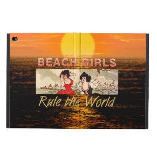 TEE Beach Girls Rule the World Powis iPad Air 2 Case