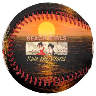 TEE Beach Girls Rule World Softball