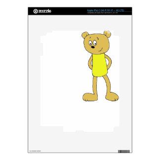 Tee Bear iPad 3 Skins