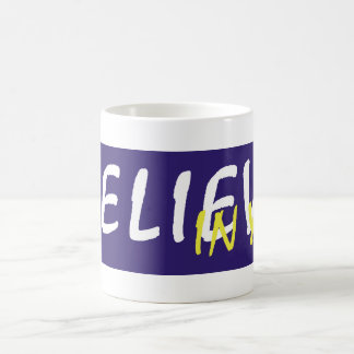 TEE Believe in You Coffee Mug