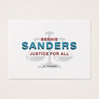 TEE Bernie Sanders for President Business Card