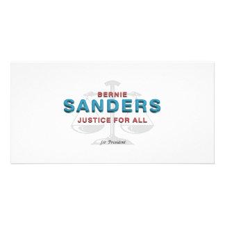 TEE Bernie Sanders for President Card