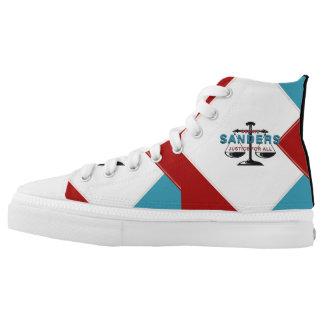 TEE Bernie Sanders for President High-Top Sneakers