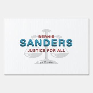 TEE Bernie Sanders for President Sign