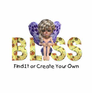 TEE Bliss Slogan Statuette