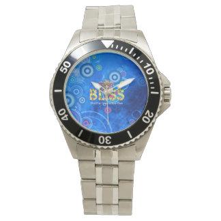 TEE Bliss Slogan Watches