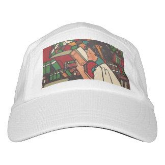 TEE Book Worm Headsweats Hat