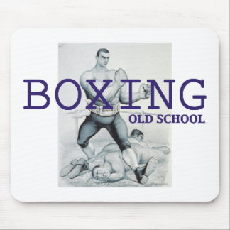 TEE Boxing Mouse Pad