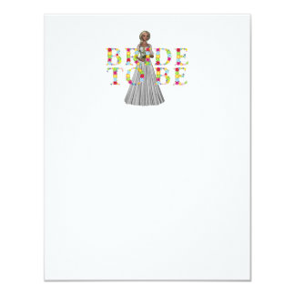 TEE Bride To Be Card