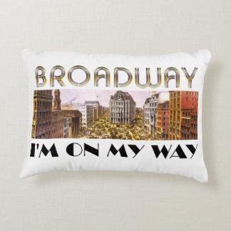 TEE Broadway Star Accent Pillow