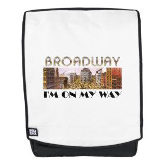 TEE Broadway Star Backpack