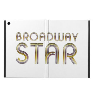 TEE Broadway Star iPad Air Case