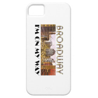 TEE Broadway Star iPhone SE/5/5s Case