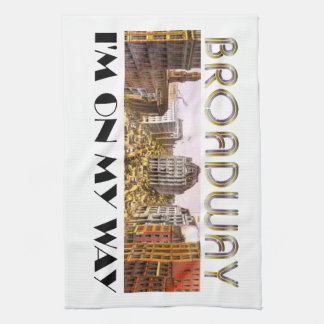 TEE Broadway Star Kitchen Towel