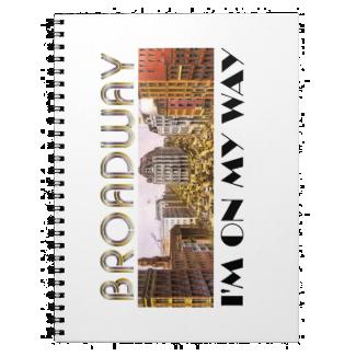 TEE Broadway Star Notebook