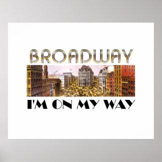TEE Broadway Star Poster