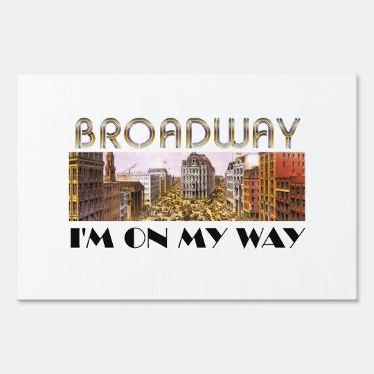 TEE Broadway Star Sign