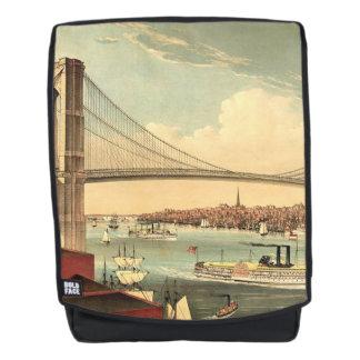 TEE Brooklyn Bridge Backpack
