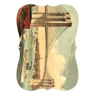 TEE Brooklyn Bridge Card