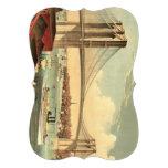 TEE Brooklyn Bridge Custom Announcements