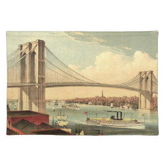 TEE Brooklyn Bridge Placemat