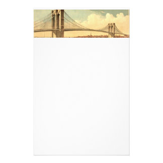 TEE Brooklyn Bridge Stationery