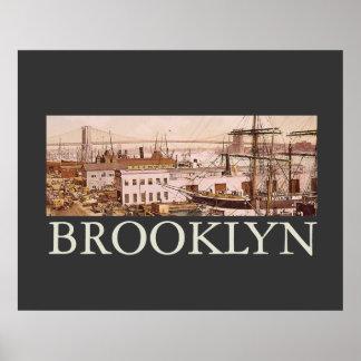 TEE Brooklyn Print