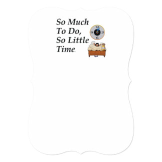 TEE Busy Time Card