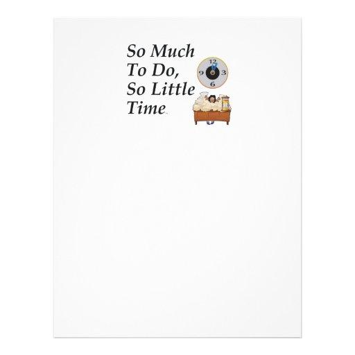 TEE Busy Time Custom Flyer