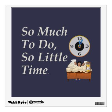 TEE Busy Time Wall Sticker