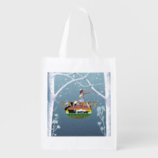 TEE Calgary Grocery Bags