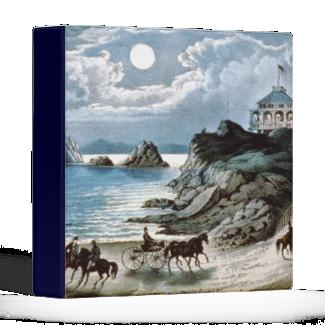 TEE California Coast Binder