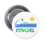TEE California Cowgirl Buttons