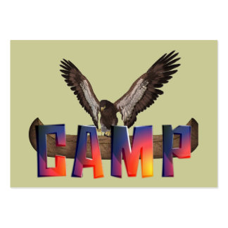 TEE Camp Large Business Cards (Pack Of 100)