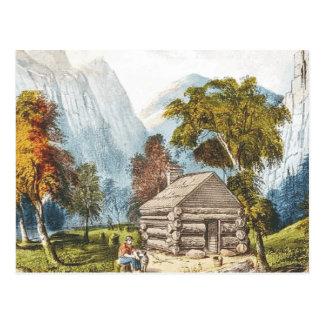 TEE Camp Paradise Postcard