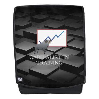 TEE Capitalist in Training Backpack