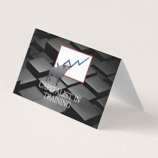 TEE Capitalist in Training Business Card