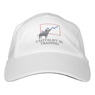 TEE Capitalist in Training Headsweats Hat