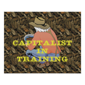 TEE Capitalist in Training Poster