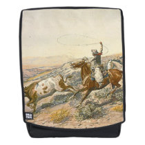 TEE Cattle Drive Backpack